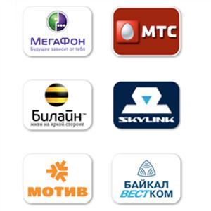 Операторы сотовой связи Фаленков
