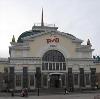 Железнодорожные вокзалы в Фаленках