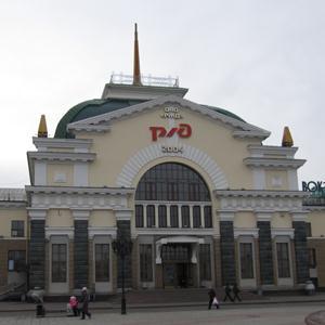 Железнодорожные вокзалы Фаленков